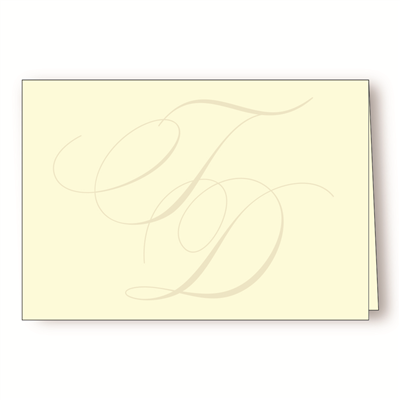 Quill Note Card