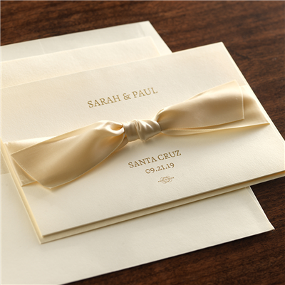 Sartorial Invitation