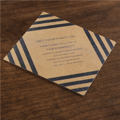 Momentum Reception Card