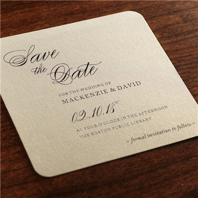 At Last Save The Date