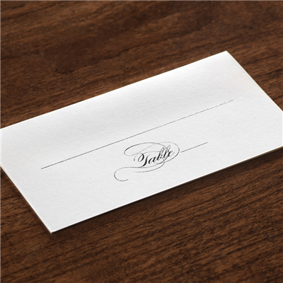 Dolce Place Card