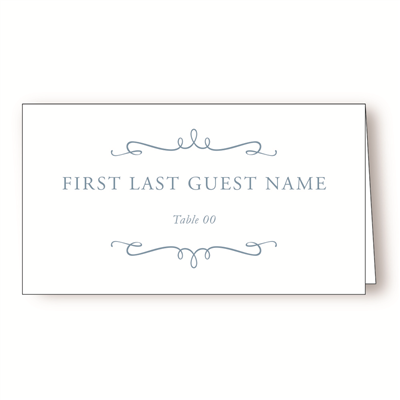 Rosa Place Card